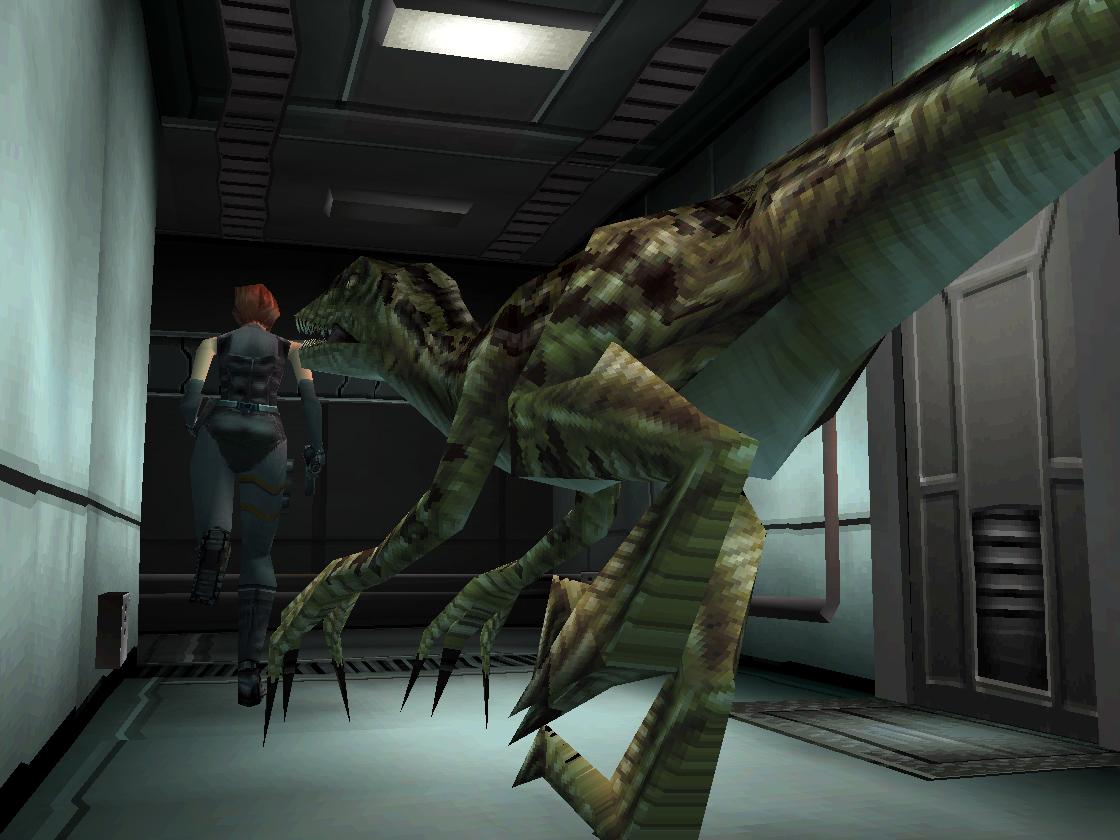 Dino Crisis [U] ISO < PSX ISOs   Emuparadise